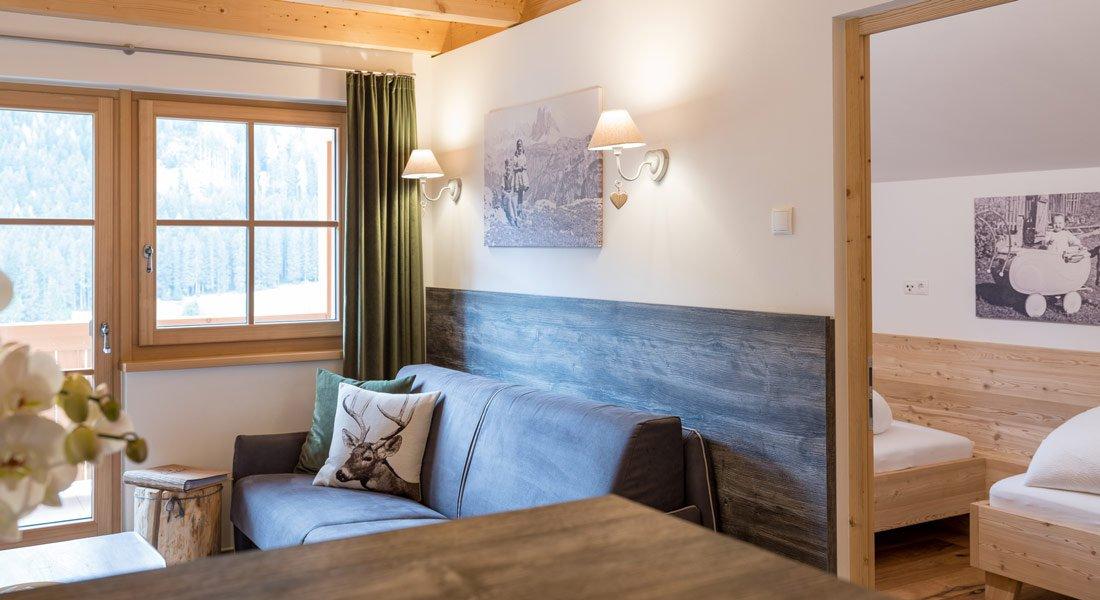 Alpines Ambiente - Wohlfühlen in unseren Ferienwohnungen