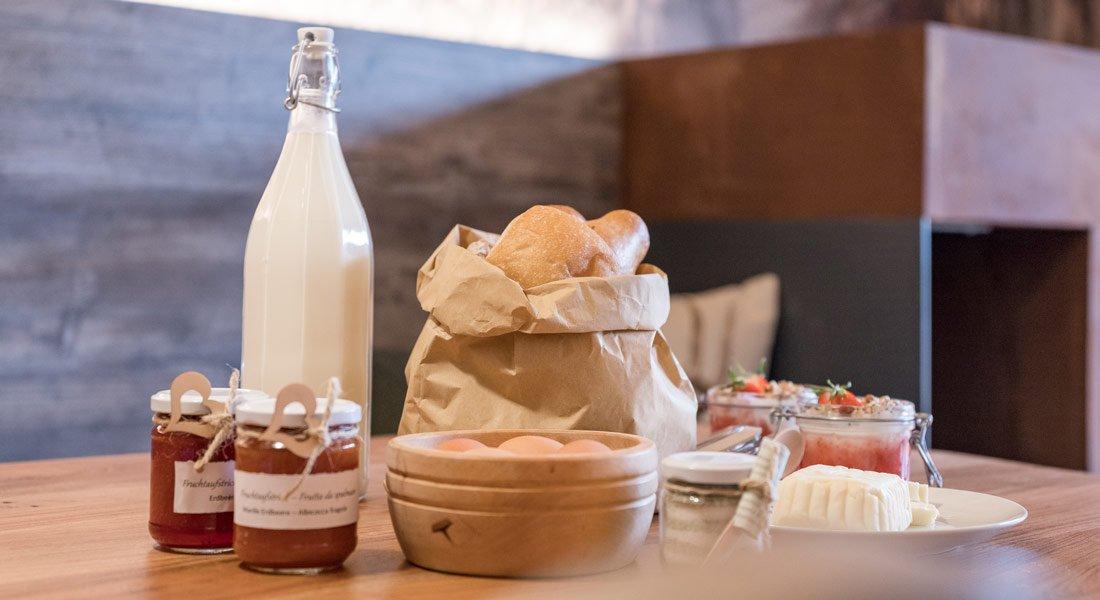 Frühstückskorb & Hofprodukte - ein gutes Stück Heimat in Südtirol