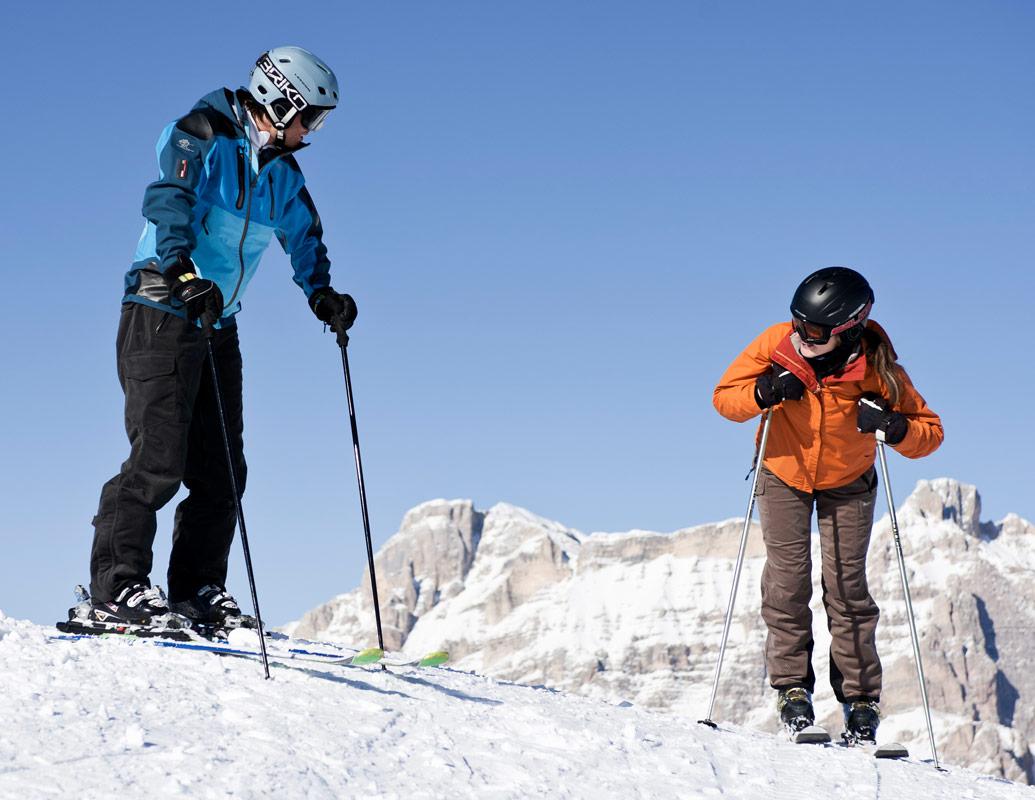 Skifahren & Funpark am Kronplatz - das Nonplusultra für Skifahrer
