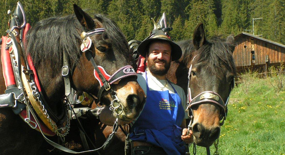Unser Bauernhof - ein gutes Stück Heimat in Südtirol